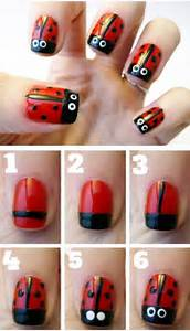Easy nail art designs for beginners step by fashionspick