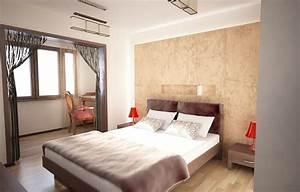 Schlafzimmer Weiß Gold : bilder 3d interieur schlafzimmer beige wei 6 ~ Indierocktalk.com Haus und Dekorationen