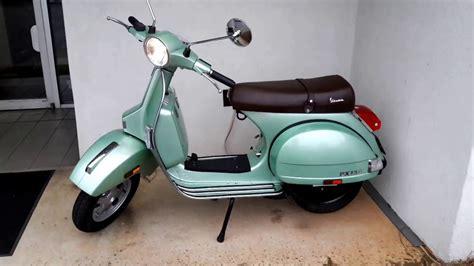 vespa px 150 2005 vespa px 150 two stroke limited edition 138 of 500