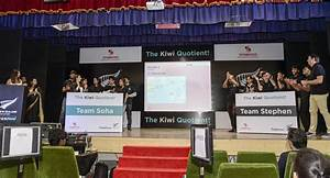 Quiz shows and education fairs in India » Education NZ
