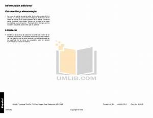 Download Free Pdf For Dewalt Dw746 Table Saw Other Manual