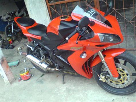 Modifikasi Yamaha Vixion 2012 Warna Putih