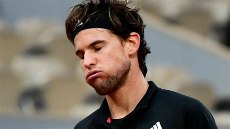 French Open: Dominic Thiem knocked out by Diego ...