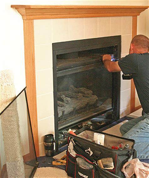 gas fireplace maintenance fireplace maintenance gas wood fireplace service