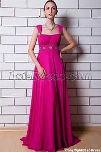 fuchsia maternity prom dress for wedding img 07581st With fuchsia wedding dress