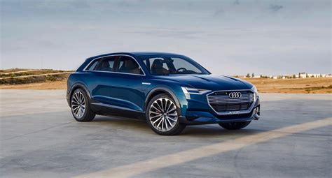 audi is taking reservations for the 311 mile range e tron