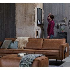 canap cuir cognac living room design with cognac brown leather sofa