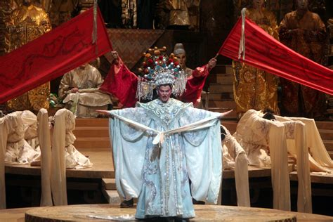 turandot synopsis puccinis final opera