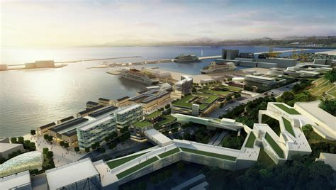 The Regeneration Of Litoral Morrot And Its Urban