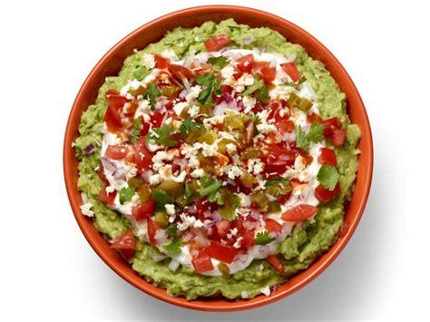 loaded guacamole recipe food network kitchen food network