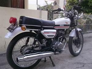 Honda Gl 100 Lansiran 1982