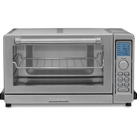 Best Deal Toaster Oven by Cuisinart Deluxe Convection Toaster Oven Broiler For 69