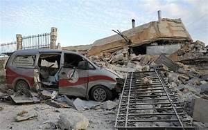 Flipboard: Russia denies report it bombed four Syria hospitals