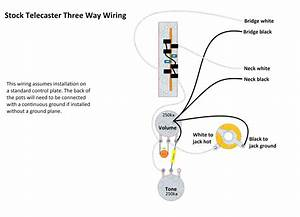 Epiphone Les Paul Junior Wiring Diagram