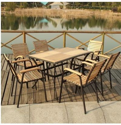 outdoor furniture leisure furniture wood balcony patio