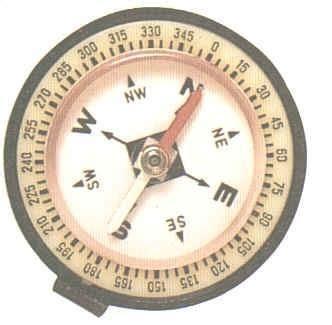 wo auf der kompassskala ist 19 2 grad ost astra kompass