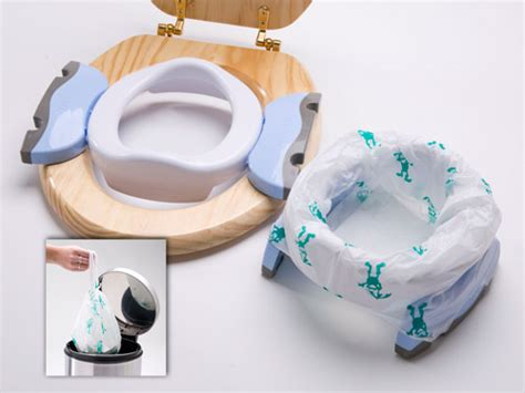 Potty Chair Liners For Adults by Potette For Potty On The Go Babies
