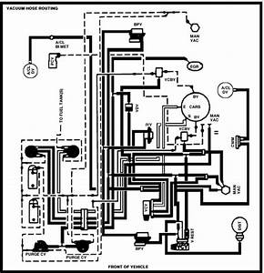 Vacuum Routing Diagram For A 1988 Ford Motorhome 460 Cid