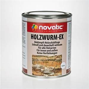 Holzwurm Ex Test : holzwurm ex test holzwurm ex holzschutzmittel gegen tierische sch dlinge infabe aqua clou ~ Orissabook.com Haus und Dekorationen