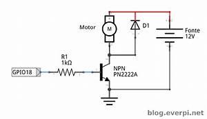 como conectar um cooler ou outro motor e controlar sua With wiringpi blog