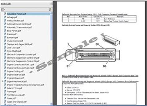 auto repair manual free download 2007 cadillac xlr v electronic valve timing cadillac xlr service repair manual 2004 2009 automotive service repair manual