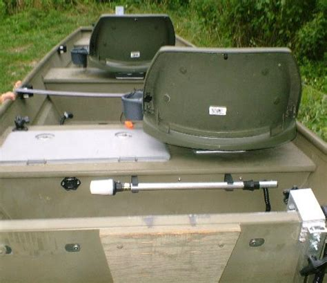 Jon Boat Seat Mount Ideas by Jon Boat Jon Boat Seat Mount
