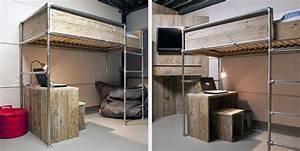 Einfach Betten Selber Bauen Aus Metall Tiny Houses