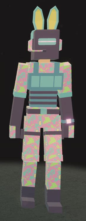 bunny op outfit roblox bad business wiki fandom