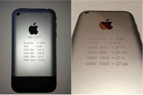 original iphone prototype sells ebay hefty
