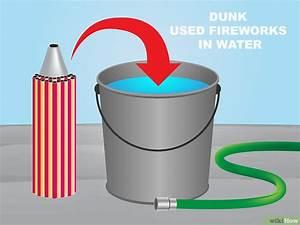 Glut Und Wasser Speisekarte : feuerwerksk rper entsorgen wikihow ~ Watch28wear.com Haus und Dekorationen