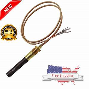 Gas Fryer Thermopile Generator Thermocouple For Elite