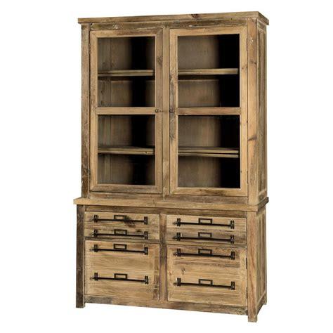 vetrina credenza credenza vetrina legno massello mobili etnici