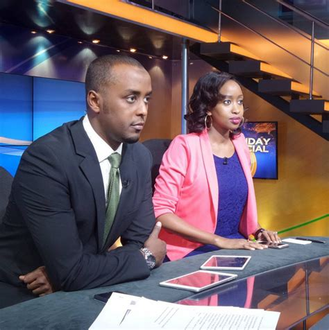 Latest and breaking news only on citizen news. EXCLUSIVE: Top Citizen TV's Hussein Mohammed, Janet Mbugua ...