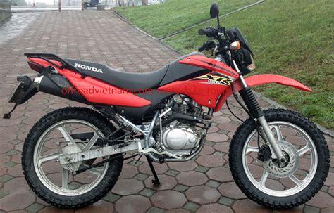 honda xr 125 l honda honda xr125 150 150cc hire in hanoi offroad dirt bike