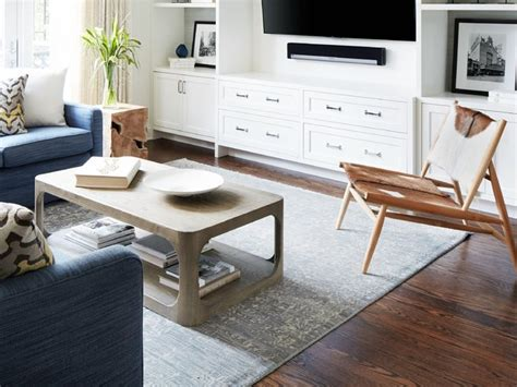 Size Of Living Room Rug by How To Choose The Right Rug Size Wayfair