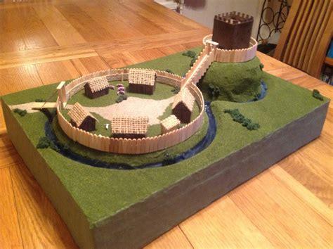 motte  bailey castles year  crompton house school