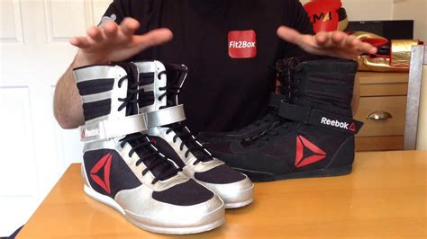 Reebok Boxing Boots Review [new Colourways]