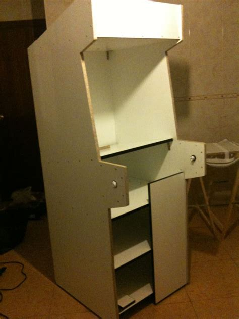Build Arcade Cabinet From Scratch by Building The Arcade Cabinet From Scratch Ignacio S 225 Nchez