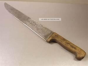 Altes Werkzeug Holzbearbeitung : altes riesiges brotmesser messer solingen fleischermesser koch altes werkzeug ~ Watch28wear.com Haus und Dekorationen