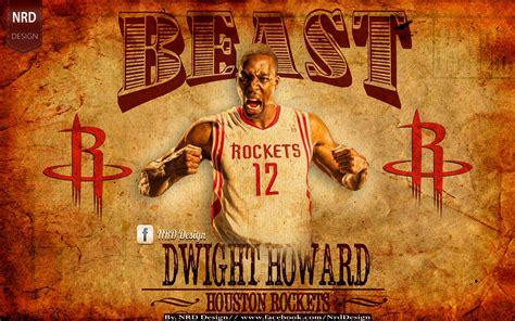 dwight howard rockets beast  wallpaper basketball