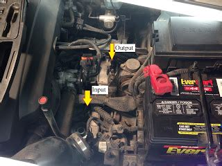 small engine repair training 2003 kia spectra electronic toll collection changing the speed sensor in a 05 kia sedona the crazy mek shop