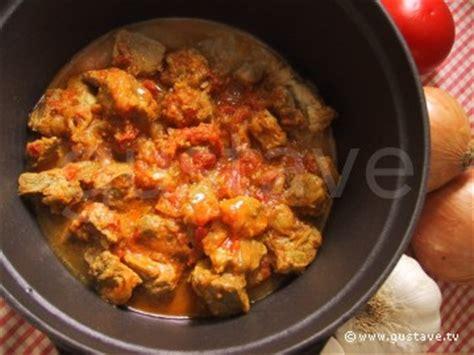 recette de cuisine antillaise colombo de porc antillais la recette gustave