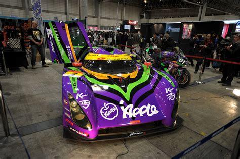 itasha anime cars tokyoblings blog