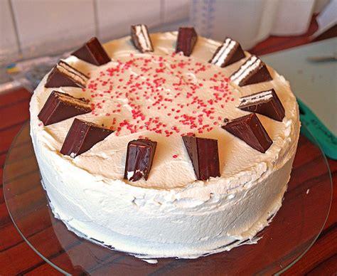 Chefkoch Schnelle Geburtstagstorte Geburtstagstorten