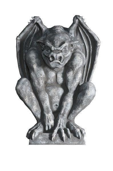 guardian gargoyle halloween decoration  tall
