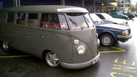 vw bus aircooled  school aka skool nice
