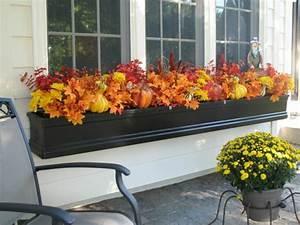 Balkonbepflanzung Im Herbst : herbstblumen als haus oder tischdekoration einsetzen tolle beispiele ~ Markanthonyermac.com Haus und Dekorationen