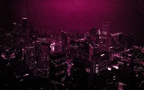 Permalink to Wallpaper City Purple
