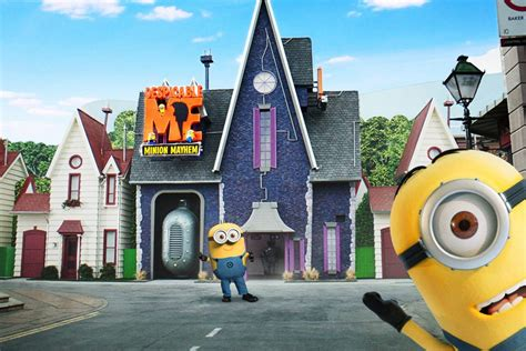universal studios los angeles attractions review