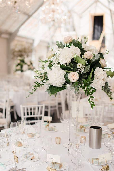 stunning tall wedding centrepieces tall wedding